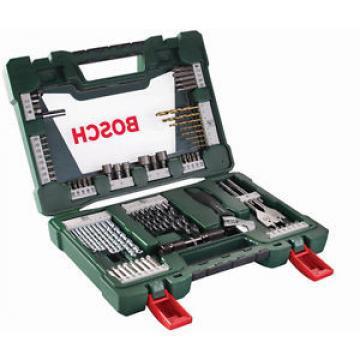 Bosch V-Line Titanium Drill And Bit Set 83pcs. GENUINE NEW