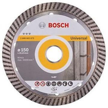 Bosch 2608602673 Best for Universal Turbo Dischi Diamantati