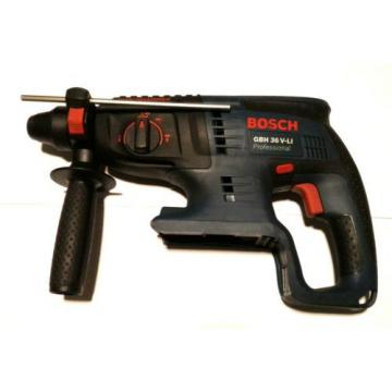 New Hammer drill Bosch 36 volt V-LI Professional no battery Retail $399 Concrete