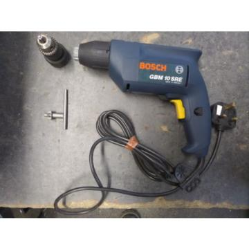 Bosch GMB 10 SRE Drill + Screwdriver 240V