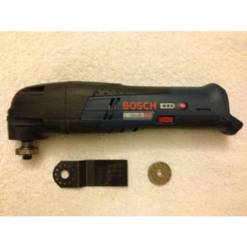 New Bosch PS50 12V 12 Volt Max Cordless Multi-X Oscillating Tool Lithium Ion