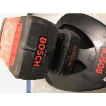Bosch 2 BATTERY 36volt Litheon Batteries And The Charger