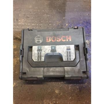BOSCH L-BOXX POWER TOOL DRILL STORAGE CASE