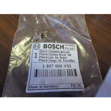 Bosch 1607000V53 Brush Set