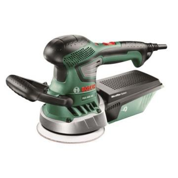 Bosch 350W 125mm Random Orbital Sander PEX 400AE solution for sanding and polish