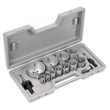 Bosch 2607018390 - Set di seghe a tazza Progressor, 19/22/25/29/35/38/44/51/57/6