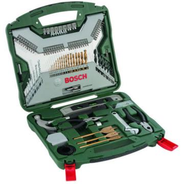 Bosch X-Line Titanium 103pcs. Drill Bit Set In Plastic Case GENUINE NEW