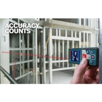 Bosch GLM 50 C 165' Laser Distance Measure with Inclinometer and Bluetooth