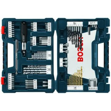 Bosch MS4091 91-Piece Drill and Drive Bit Set