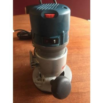 Bosch 1618EVS D-Handle Router, 2HP, Made in USA