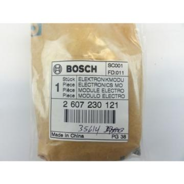 Bosch #2607230121 New Genuine OEM Switch for 15614 35614 Hammer Drill/Driver