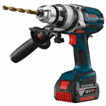 Cordless Hammer Drill Driver Variable Speed Auxiliary Handle Lithium-Ion Kit