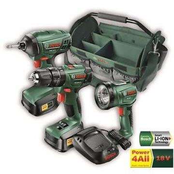 Bosch 18V Ultimate 3 Piece Cordless Kit Fast Free Shipping From Sydney