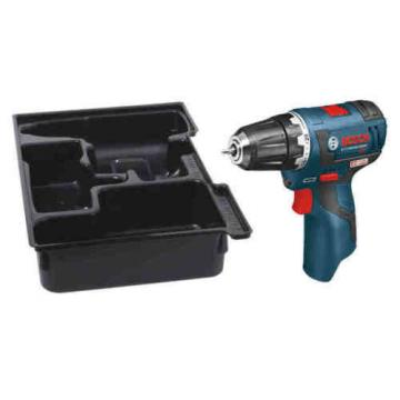 Power Tool 12-Volt 3/8-in Cordless Brushless Drill Bare Tool Only Lightweight
