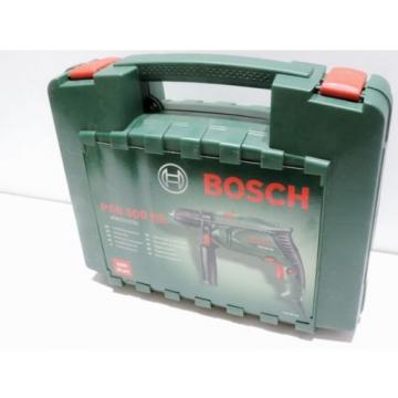 Bosch PSB 500 RE - Taladro Percutor 500W