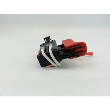Bosch #2607230122 New Genuine OEM Switch for 15614 15618 35618