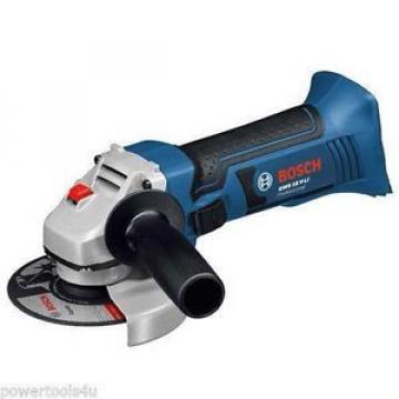 Bosch GWS 18V Li cordless angle grinder bare tool