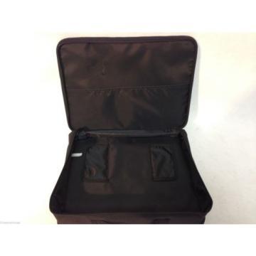 """(2) Bosch 16"""" x 12"""" Canvas Contractors Tool Bag Tote 2610022706 For 18v Tools"""