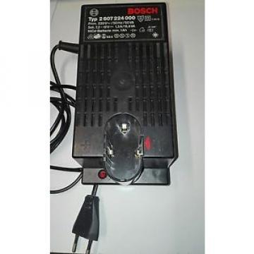 Bosch CARICA BATTERIE NiCd 7,2 - 12 Volt mod. 2607224000