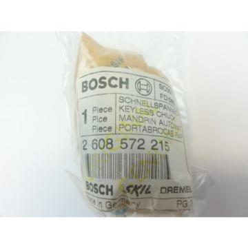 Bosch #2608572215 New Genuine Keyless Chuck for 32614 32618 32609 32612 32614-2G