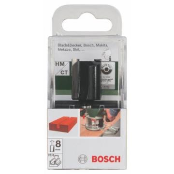Bosch POF1200 POF1400 STRAIGHT ROUTER BIT 20mm 8x20x56 2609256615 3165140381468#