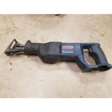 Bosch reciprocating saw sawzall & hammer drill 18v cordless