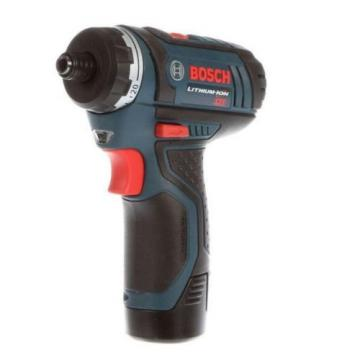 New Home Tools Durable 12 Volt Lithium-Ion Cordless 2 Speed Pocket Driver Kit