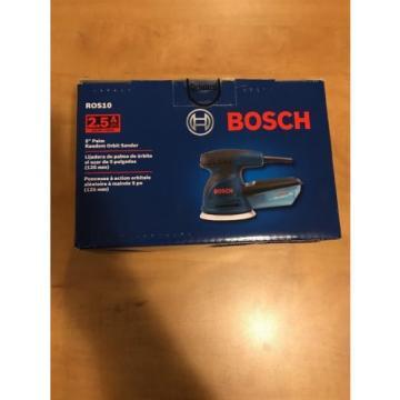 """NEW Bosch 5"""" Random Orbit Sander ROS10"""
