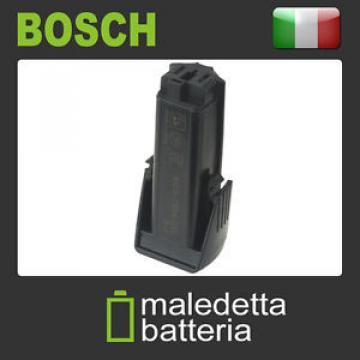 Batteria PROFESSIONALE SOSTITUISCE Bosch 2607336241 2607336242 BAT504