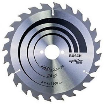 Bosch 2 608 640 618 Optiline Lama per Seghe, 24 denti