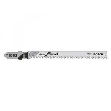 Bosch T101B HCS - Set di 5 lame per seghe da intaglio