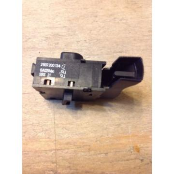 NEW BOSCH Switch PN: 2607200134