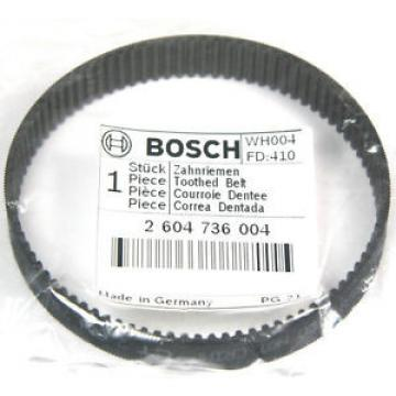 Bosch Genuine PHO & GHO Planer Drive Belt 2604736004 2 604 736 004 Original