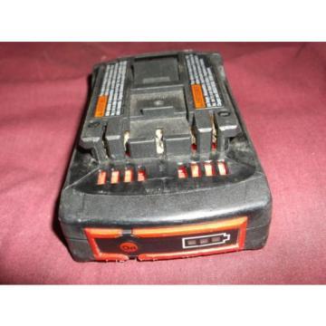 Bosch BAT610G HC Cordless Drill Impact Battery 18v Volt Lithium Ion EUC
