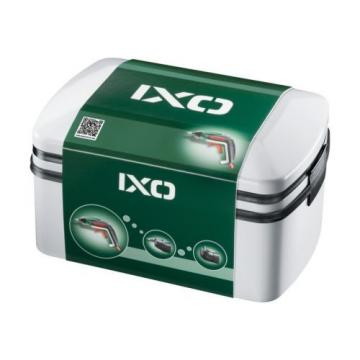 Bosch IXO Cordless Screwdriver with Integrated 3.6 V Lithium-Ion Battery an...