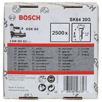 Tg 1.6 x 35 mm  Bosch 2608200509 - Spina con testa svasata SK64 34NR, 1,6 mm, 16