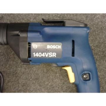 NOS! BOSCH 1404VSR DRYWALL SCREW GUN SCREWDRIVER,