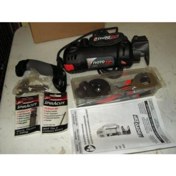 Roto Zip by Bosch RZ2 5 Amp Drywall and Framing kit- New