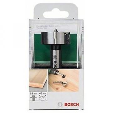 Bosch 2609255291 Punta Forstner, per Legno, 40 x 90 mm