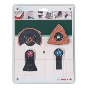 Bosch PMF 190 250 MULTI CUTTER 4 BLADE SET MIXED APPs 2609256978 3165140555180*'