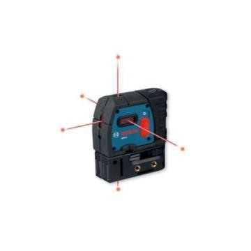 Bosch 5-Point Self-Leveling Alignment Laser (Refurbished) Model GPL5-RT