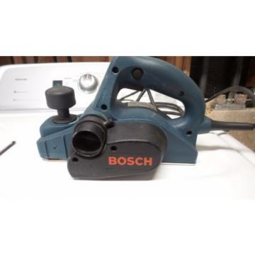 BOSCH 3365 PLANER 5AMP 18,000/MIN] (ST5013464)