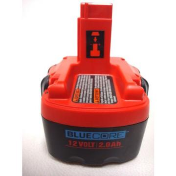 Bosch New Genuine BAT120 BlueCore 12V Battery 22612 3360K 23612 32612 3455 34612