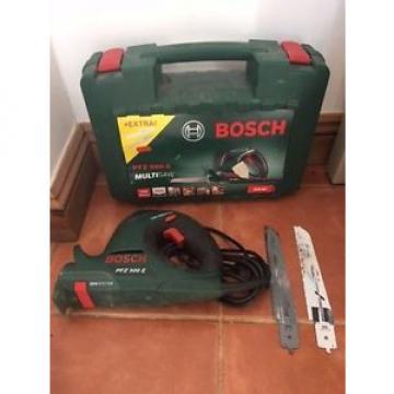 Bosch PFZ 500 E Multi-Saw Versatile Hand Saw Multi Use Blade Wood Metal Plastic