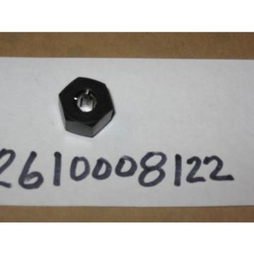 """NEW Collet Chuck 1/4"""" for Bosch PR20EVS 1HP Colt Palm Router Hex Nut secure"""