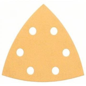 Bosch 2608607882 - Platorelli abrasivi B.f.Wood; 93 mm, P120, 50 pezzi