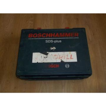 BOSCH GBH 4DFE ROTARY KEYLESS CHUCK  HAMMER DRILL MULTIDRILL 110v 4KG 3 MODE