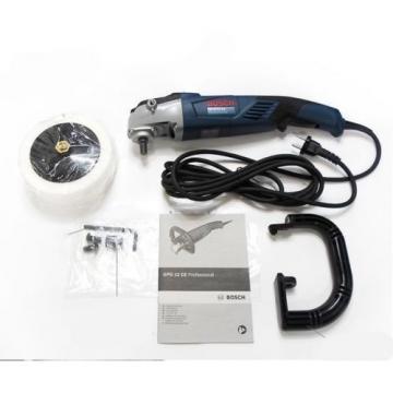 TOP Product: Bosch GPO 12 CE Professional Polisher, 1250W