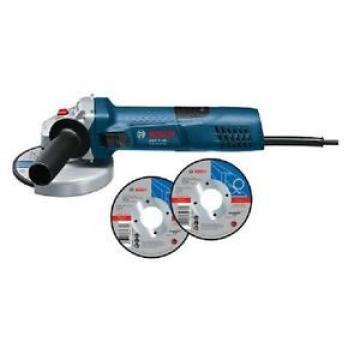 Bosch Blue Professional ANGLE GRINDER 720W GWS7-125, 3 Discs Motor Spindle Lock
