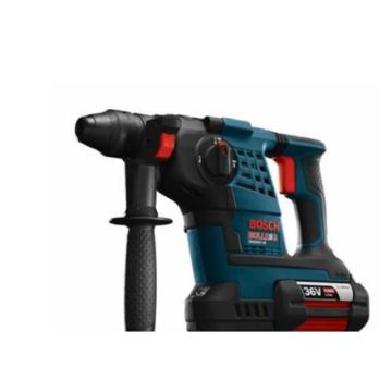36-Volt 1-1/8 in. SDS-Plus Rotary Hammer With Lithium-Ion Battery Cordless Drill